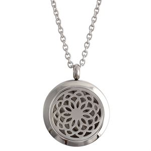 Picture of Flower Essential Oil Locket